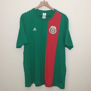 Adidas Mexican fútbol short sleeve | xlarge